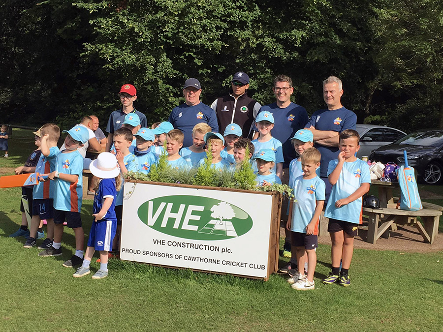 VHE give back to local community