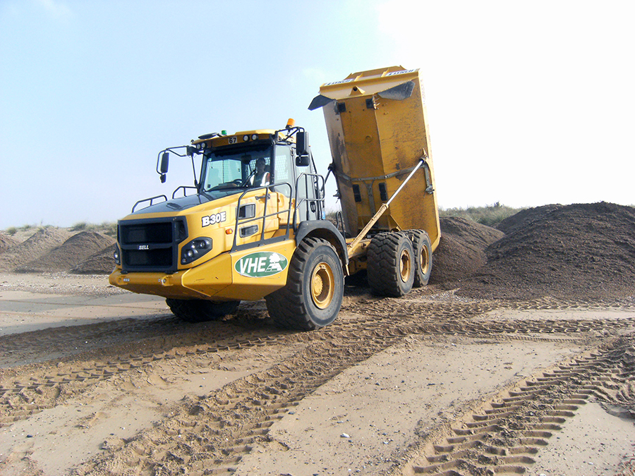 VHE completes Hunstanton to Heacham sea defence works
