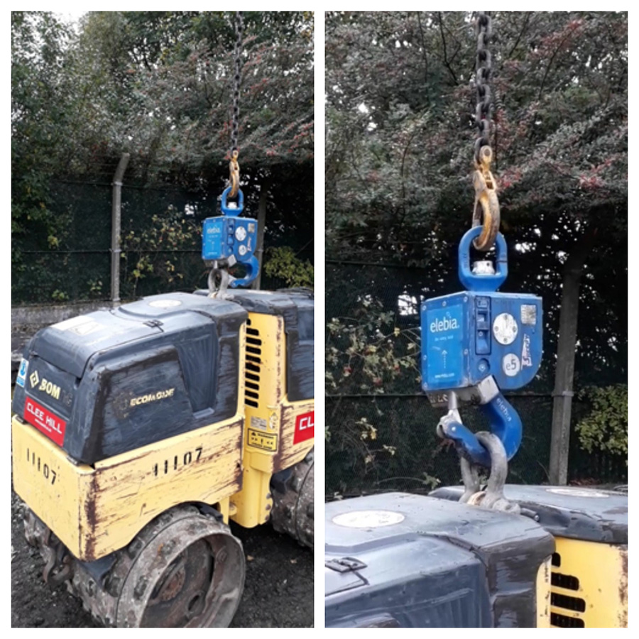 New Innovation - Use of a Long Reach Excavator
