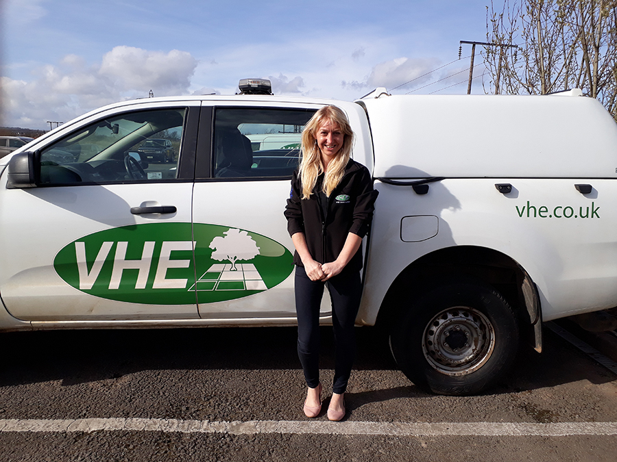 VHE increase capacity of contaminated land team