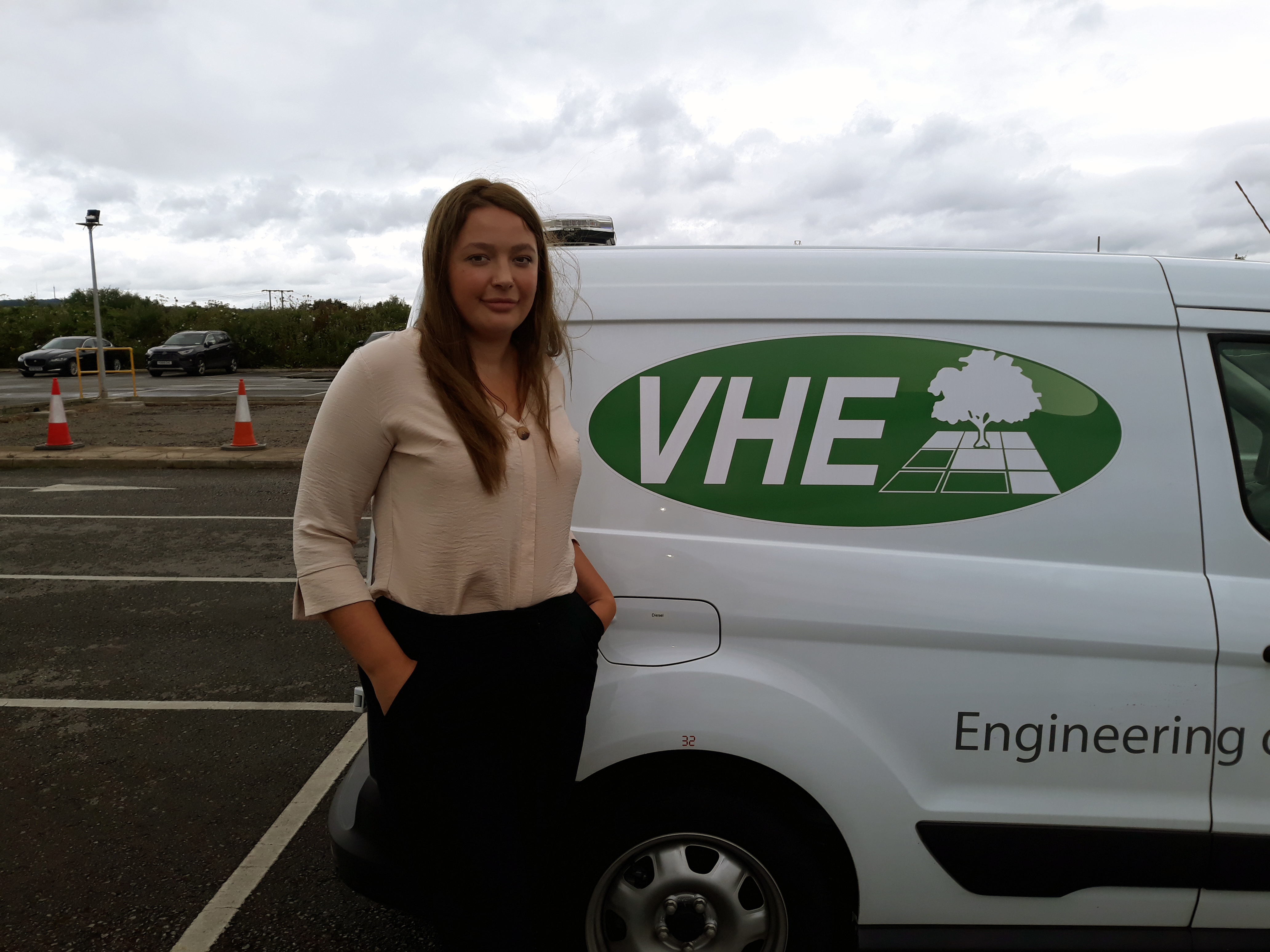 Student Starts Year Out Placement at VHE
