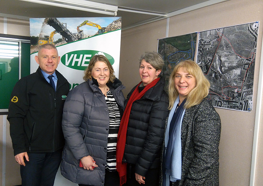 VHE supports The Bridges Programme and welcomes delegates from Iceland