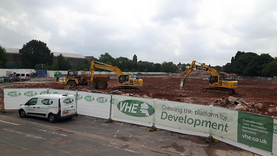 Further success in the Midlands for VHE